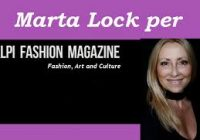 Articoli per Alpi fashion magazine
