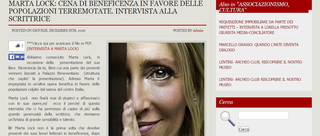 Intervista Informa Sicilia
