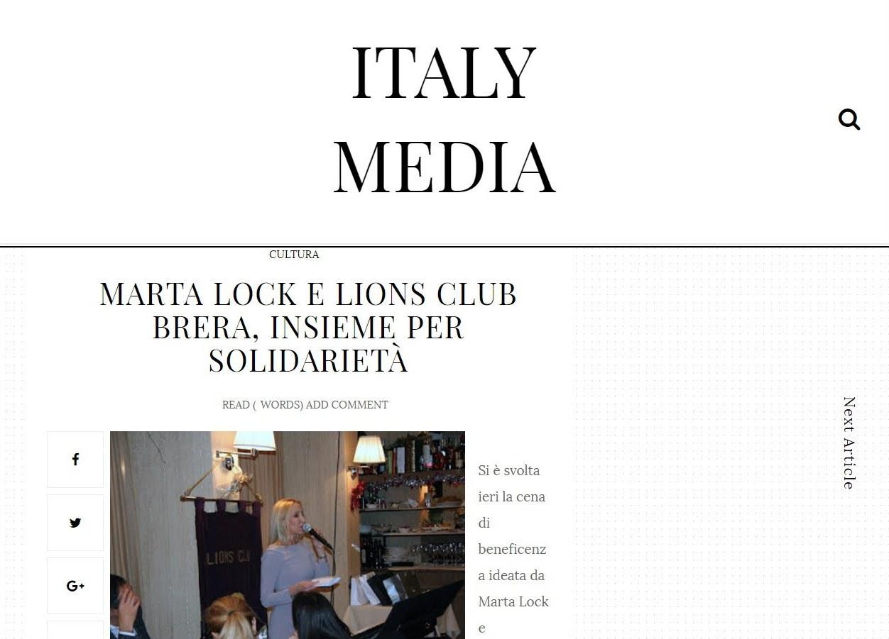 Italy Media