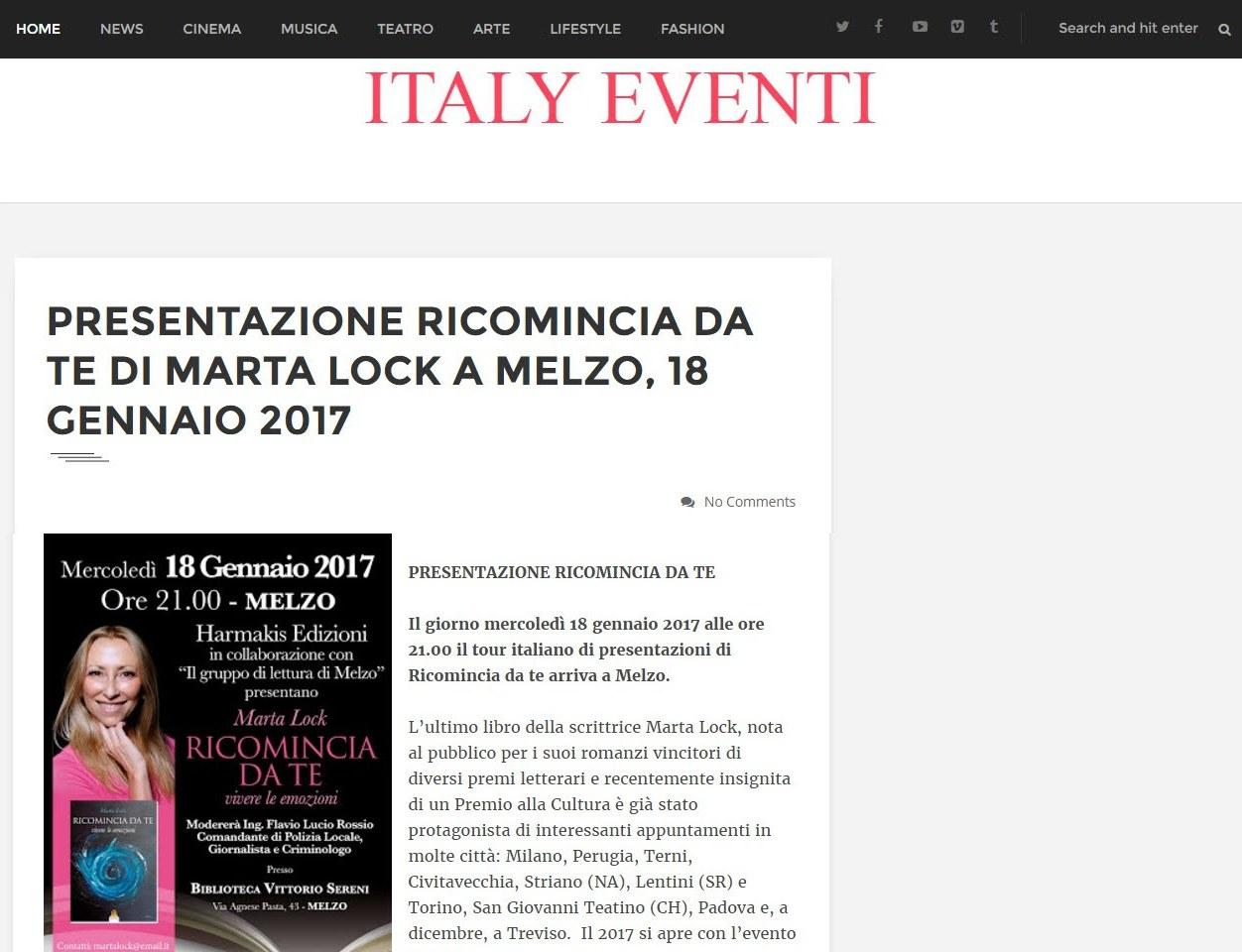 Italy Eventi