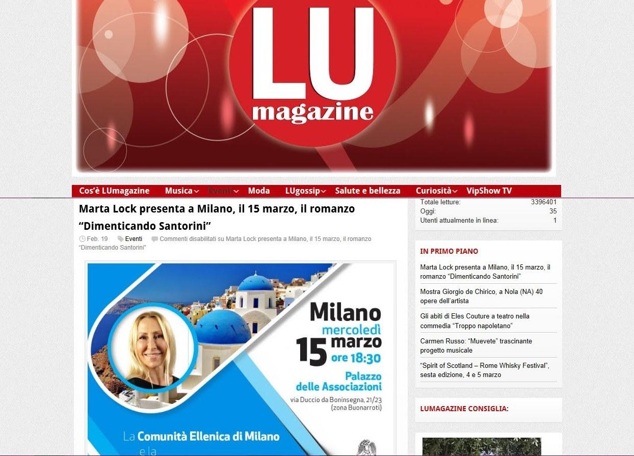 Luna Magazine