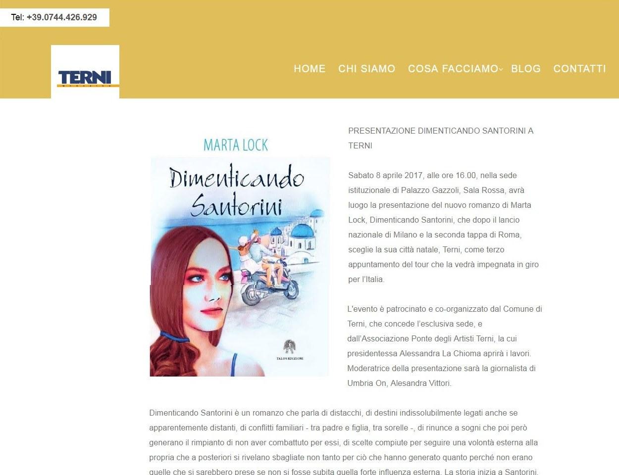 Terni Magazine