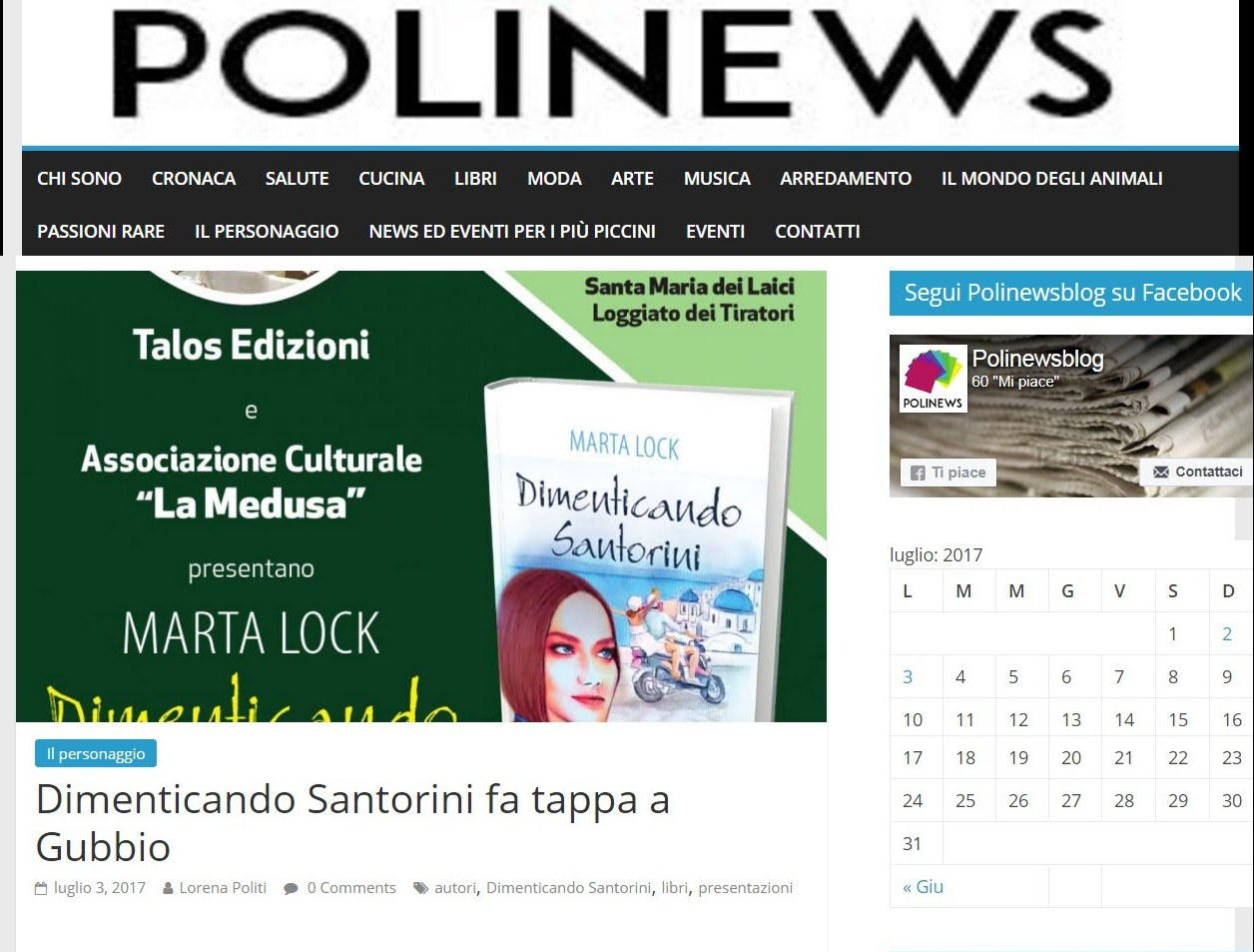 Polinews 04/07/2017