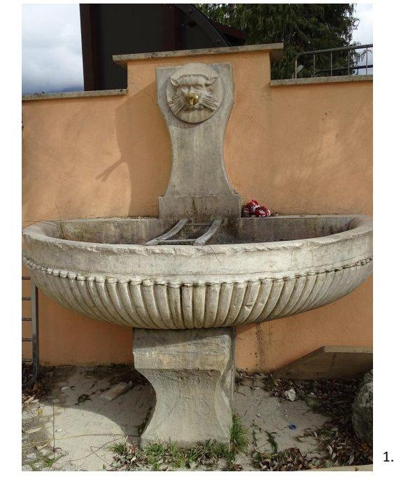 Adozione Fontana di Sant'Agostino di Amatrice