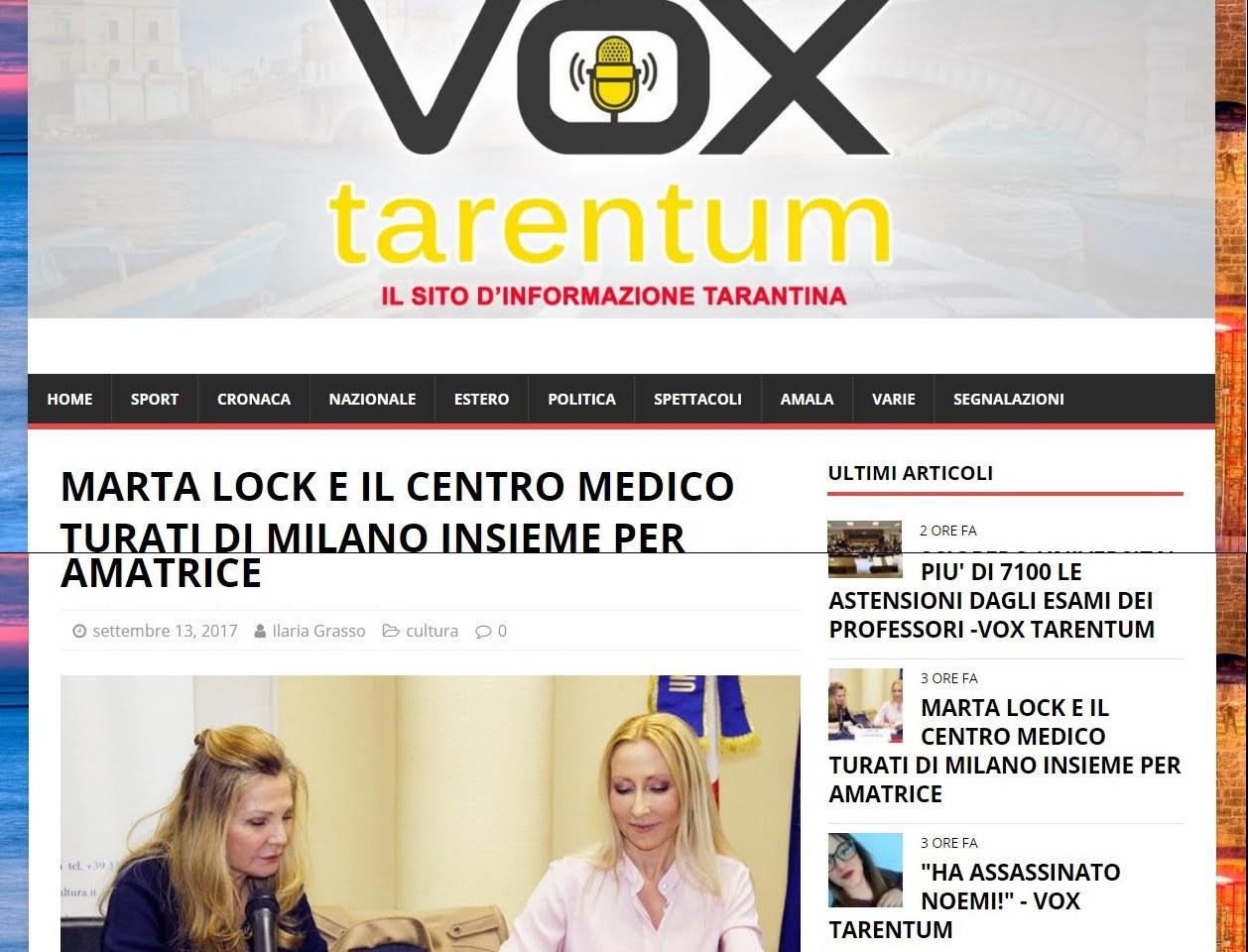 Vox Tarentum