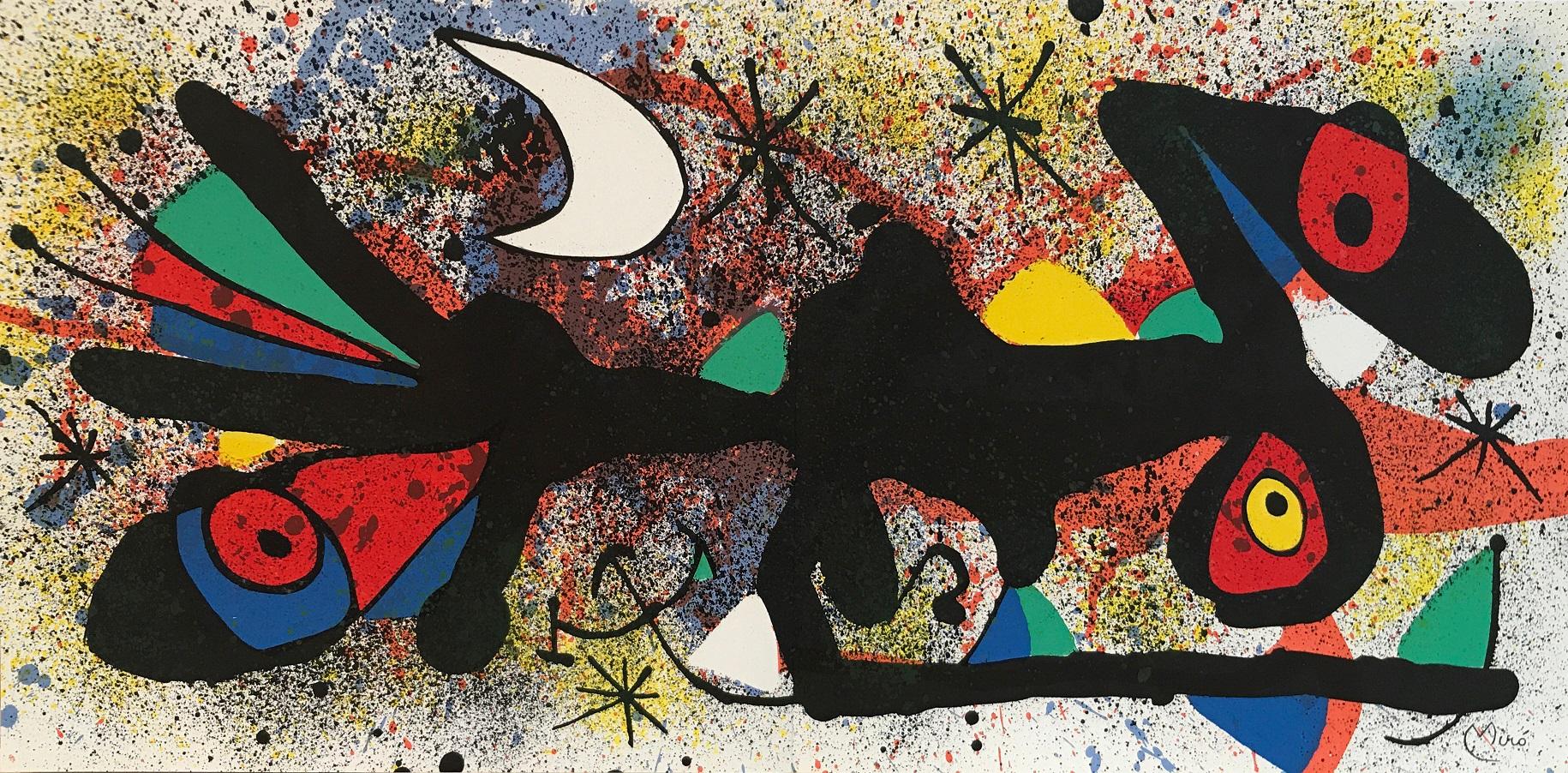Joan Mirò: lo sguardo semplice sul mondo