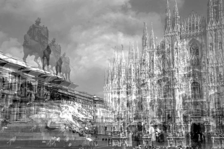 L'Angolo di Marta Lock: L'impronta pittorica nell'arte fotografica di Maurizio Gabbana