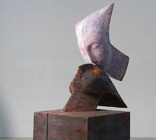 L'Angolo di Marta Lock: La forza naturale della coppia nelle monumentali sculture di Wilhelm Senoer