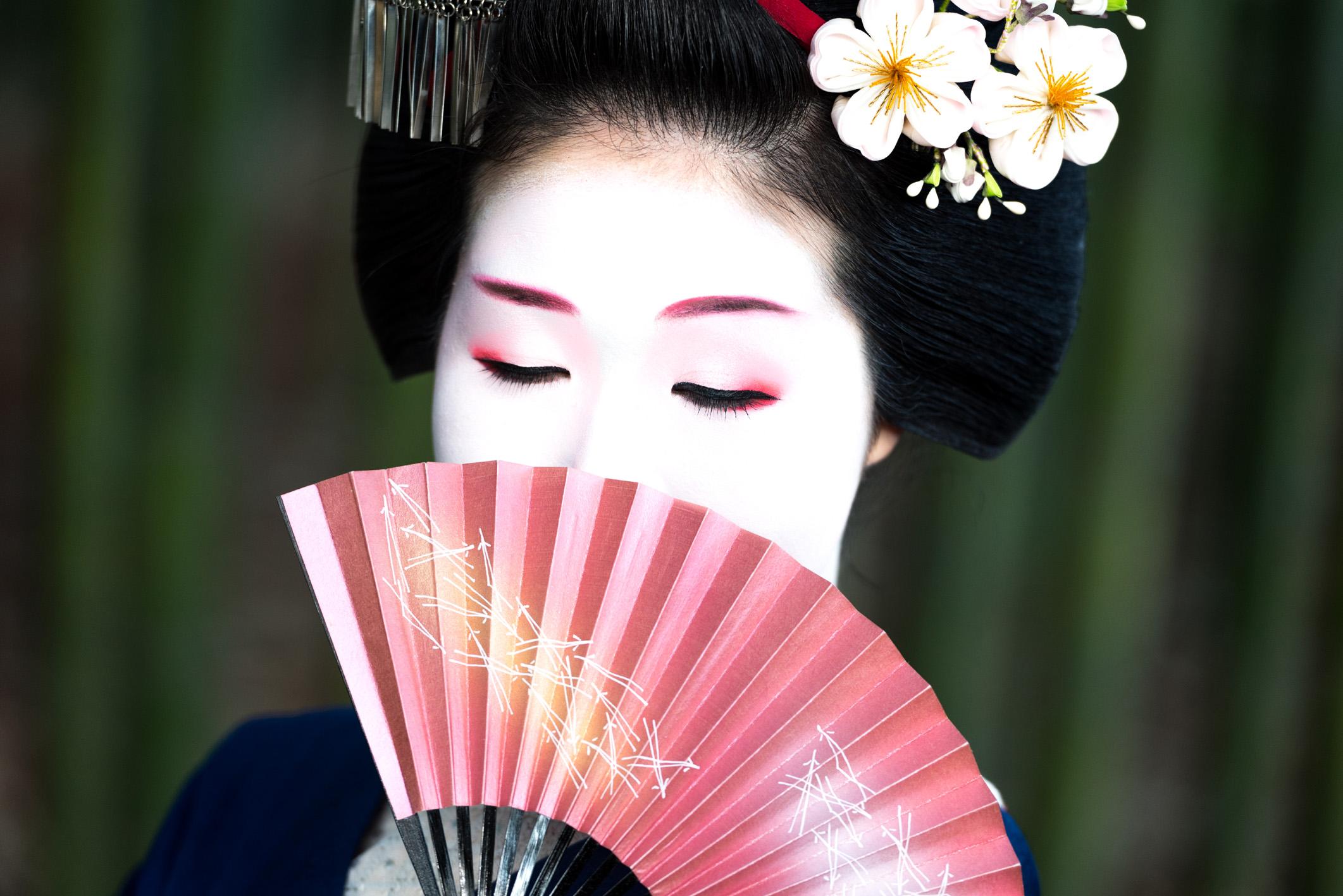L'Angolo di Marta Lock: L'affascinante mondo della Geisha in mostra al Museo delle Civiltà di Roma