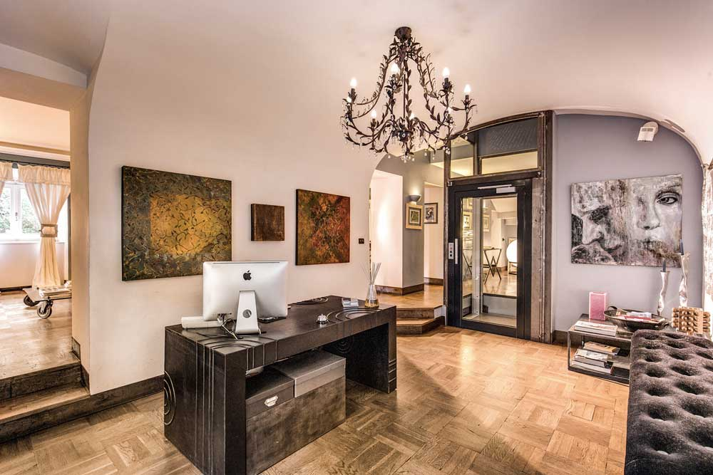 L'Angolo di Marta Lock: Villa Linneo, un'oasi di pace nel cuore dei Parioli