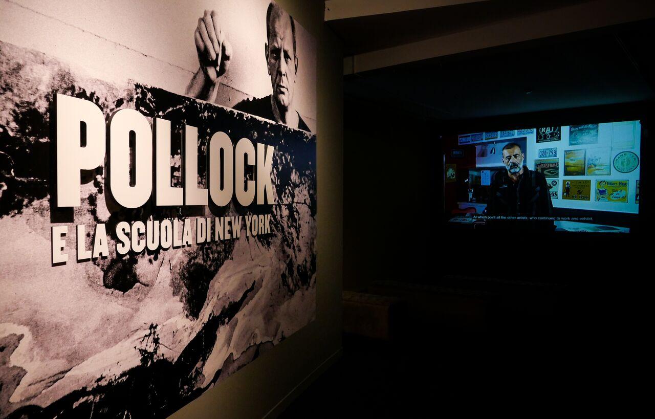 L'Angolo di Marta Lock: Il Vittoriano apre le porte all'Espressionismo astratto di Pollock e della S