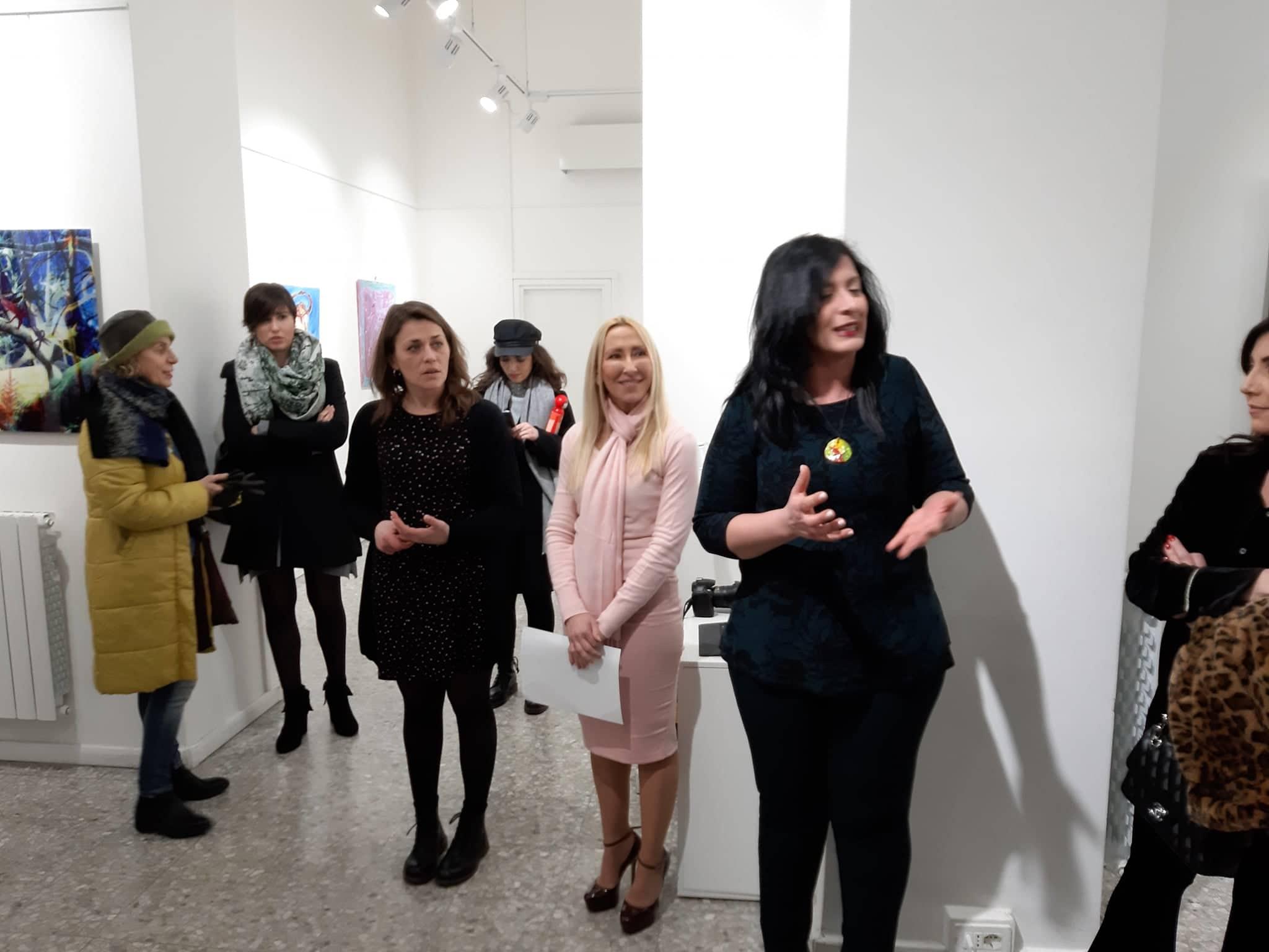 Video presentazione mostra Tra forma e colore galleria Medina Arte Parte terza