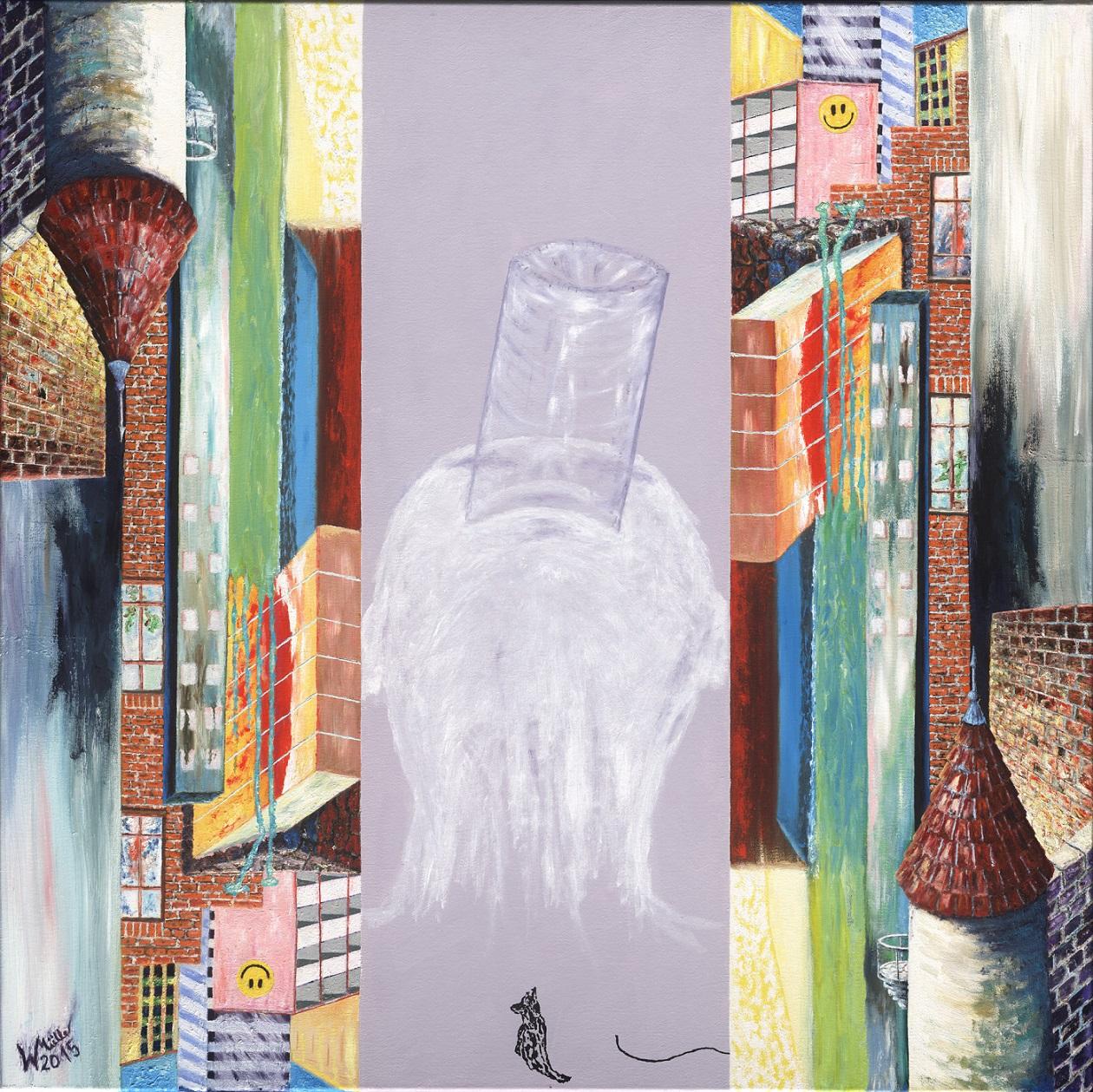 L'Angolo di Marta Lock (IE): I molteplici mondi paralleli nelle opere surrealiste di Wolfgang Müller