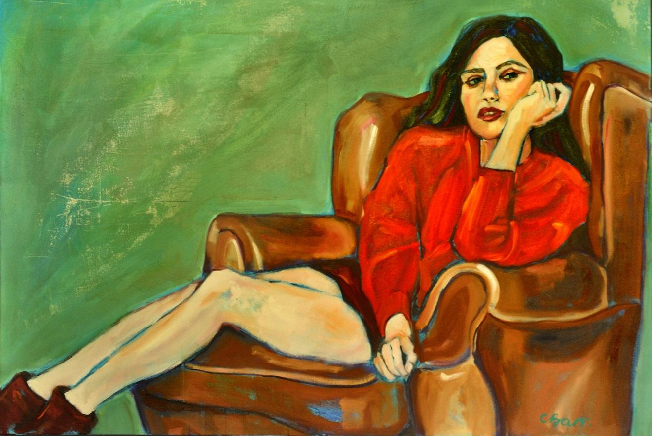 L'Angolo di Marta Lock (IE): L'ironia e l'analisi sociologica nell'Espressionismo di Cristina Barr (