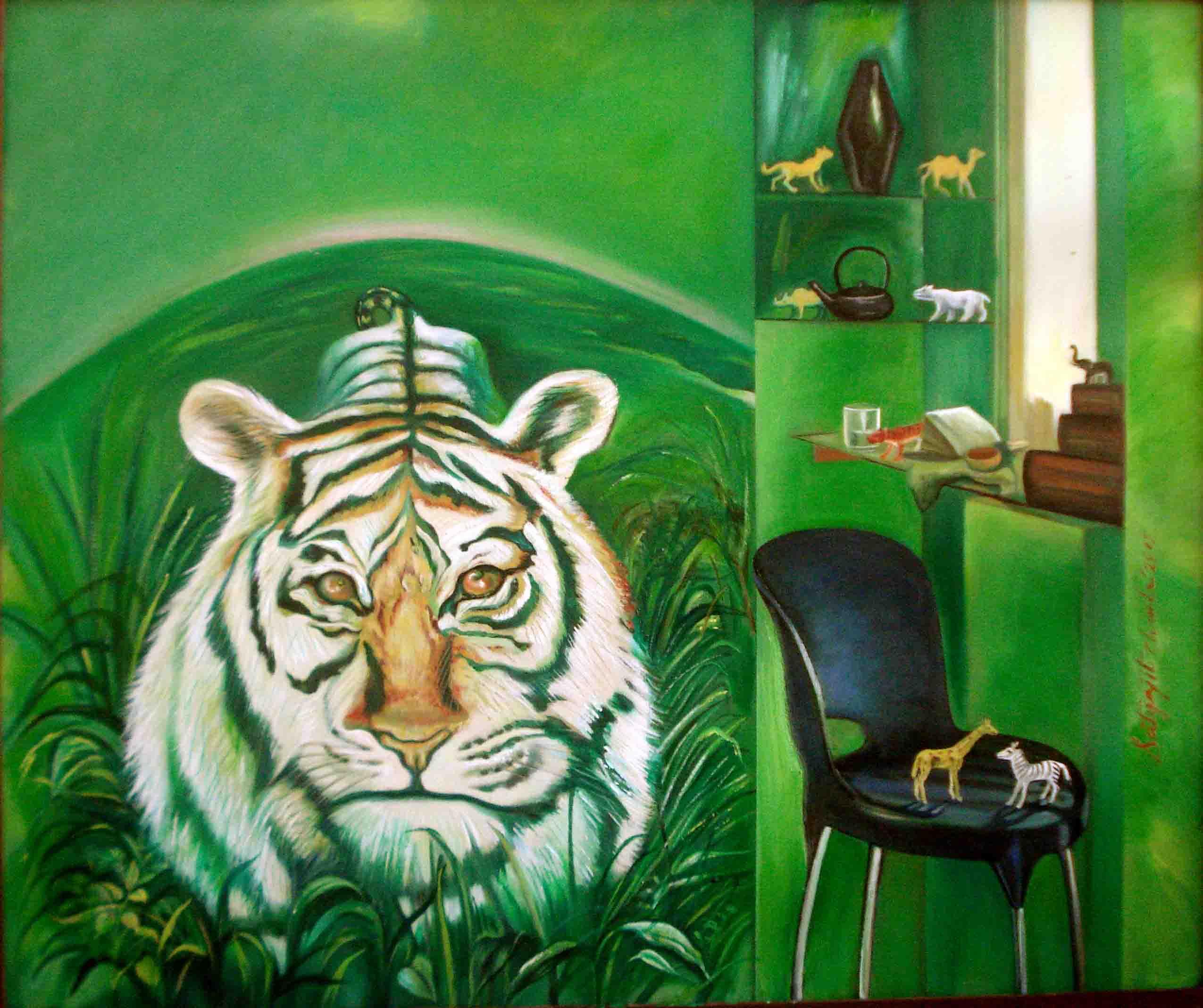 L'Angolo di Marta Lock (IE): Satyajit Chandra Chanda, il sospiro Metafisico della natura nella socie