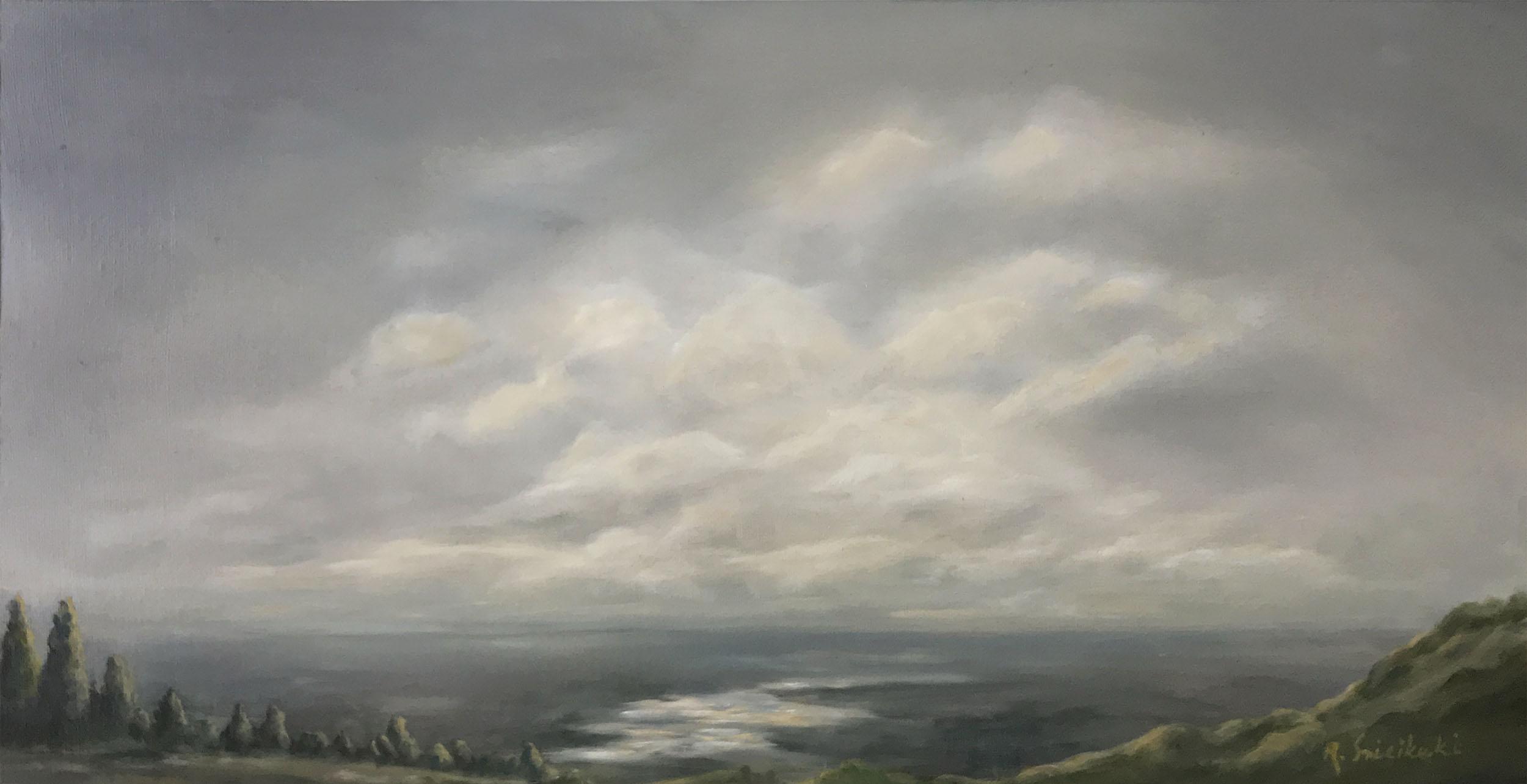 L'Angolo di Marta Lock (IE): Paesaggi romantici e atmosfere avvolgenti nelle opere di Renato Sniecik