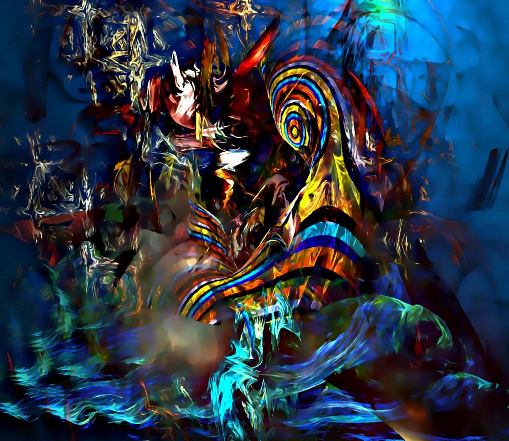 L'Angolo di Marta Lock (IE): La Digital Art di Nadi Adatepe, per interpretare e svelare l'essenza na