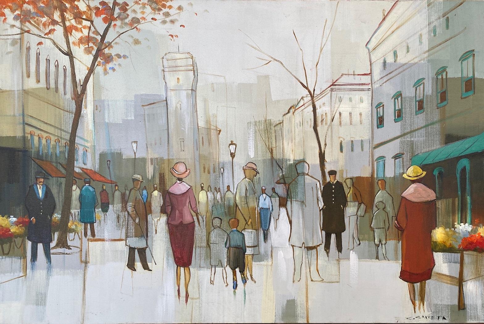 L'Angolo di Marta Lock (IE): Viaggio tra il presente e il passato nelle città e i boulevard delle op