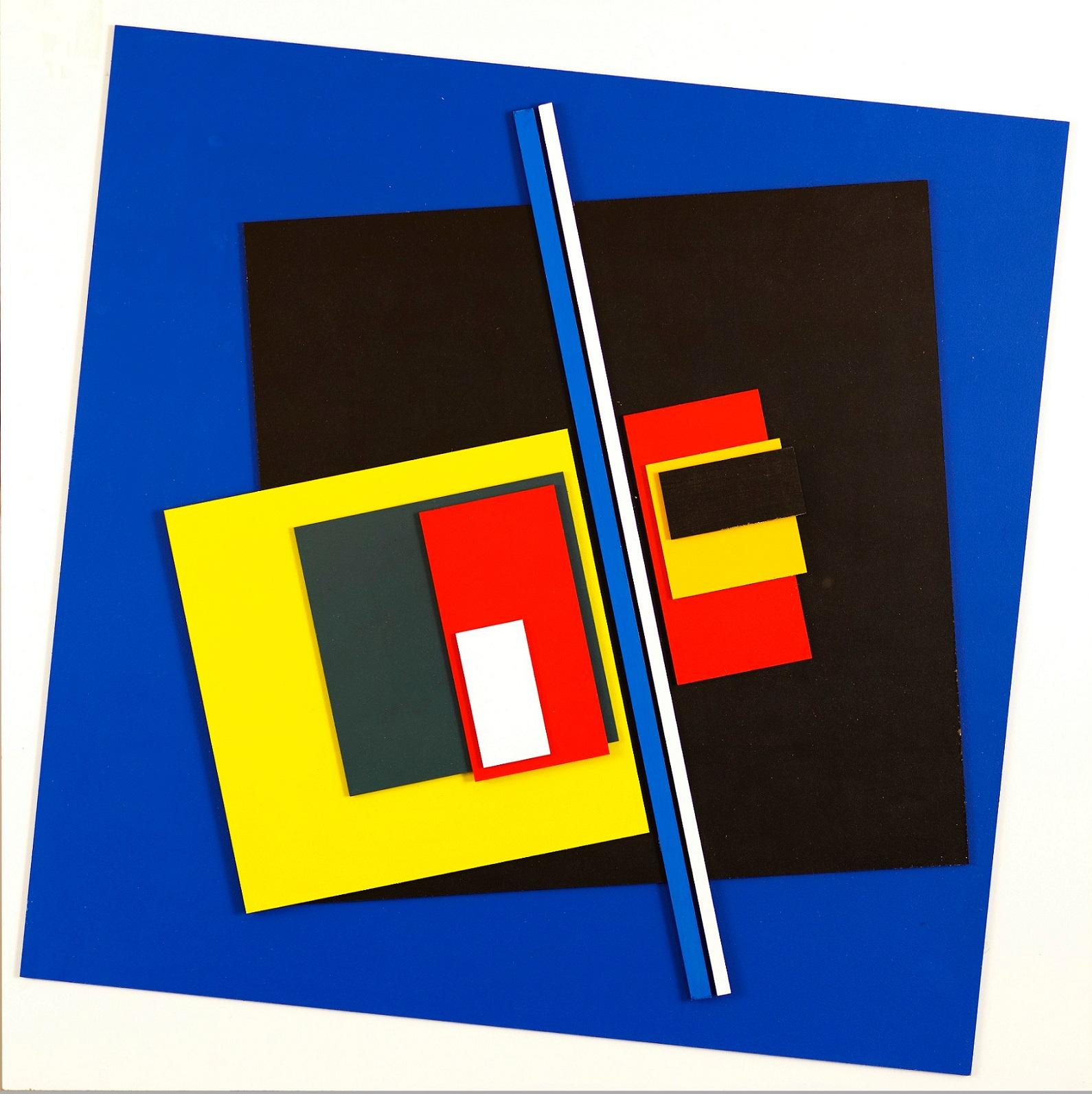 L'Angolo di Marta Lock: Renzo Eusebi, geometrie a tinte forti per ricercare l'equilibrio della vita