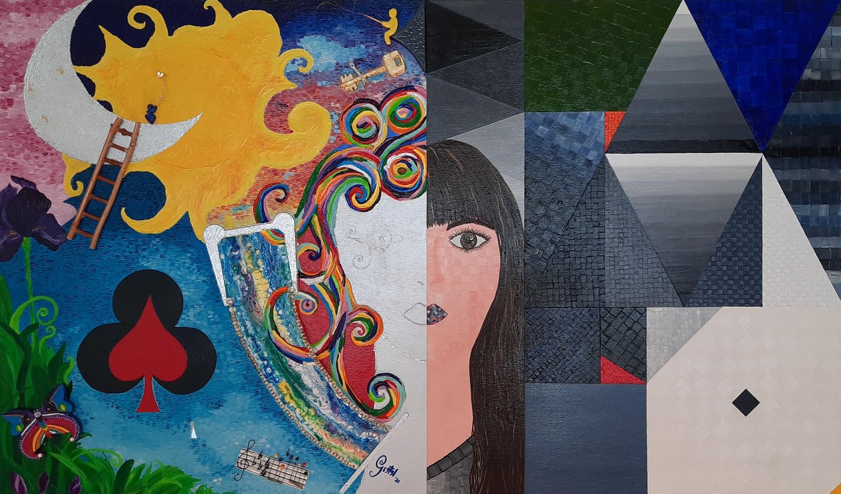 L'Angolo di Marta Lock: Gretel Siri, il dualismo come approccio alla vita e mezzo per esplorare il m