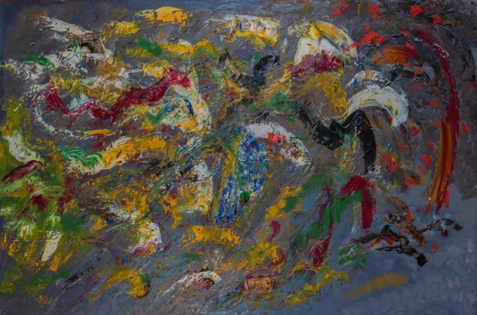 L'Angolo di Marta Lock (IE): L'eclettismo pittorico di Ioannis Kaiserlis sotto il segno dell'Espress