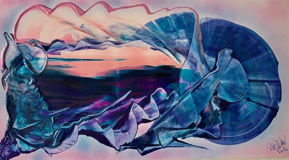 L'Angolo di Marta Lock (IE): La leggerezza della densità nelle evocative opere di Peter Carl Daurer