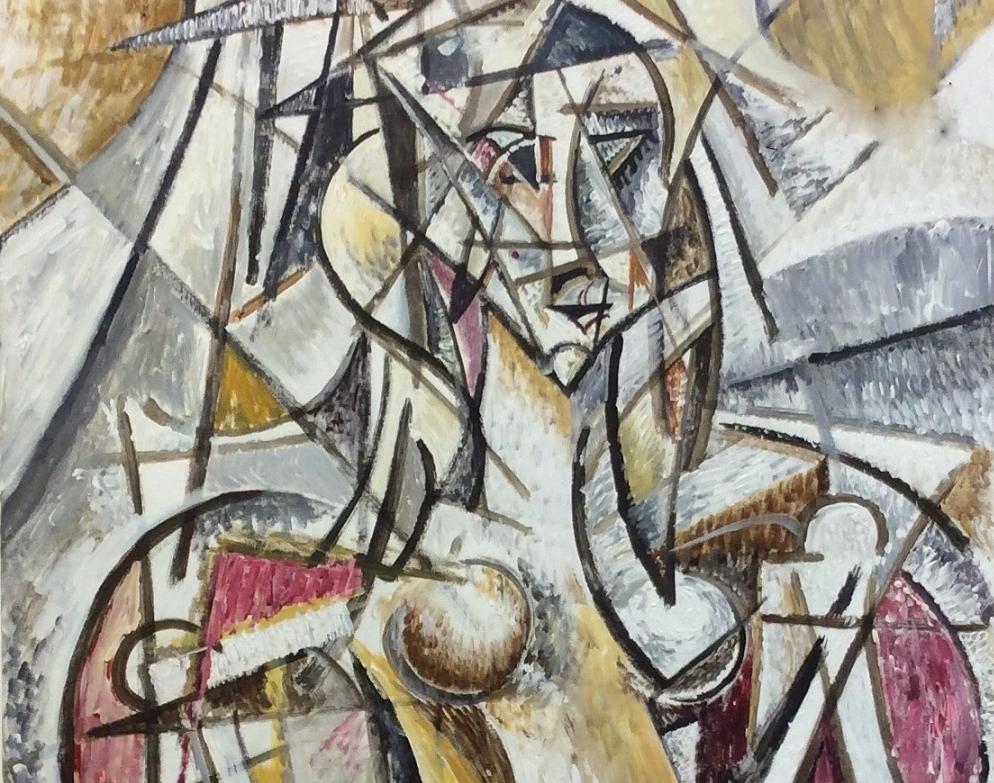 L'Angolo di Marta Lock (IE): Le molteplici declinazioni del Cubismo nelle opere di Christian Hoeld