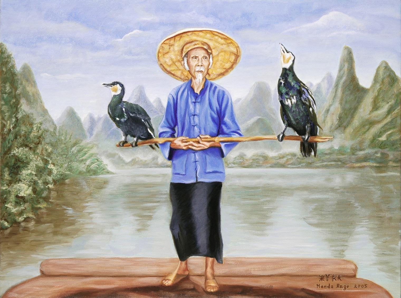 L'Angolo di Marta Lock: Il morbido Realismo di Nanda Rago, per scoprire angoli nascosti di mondi lon