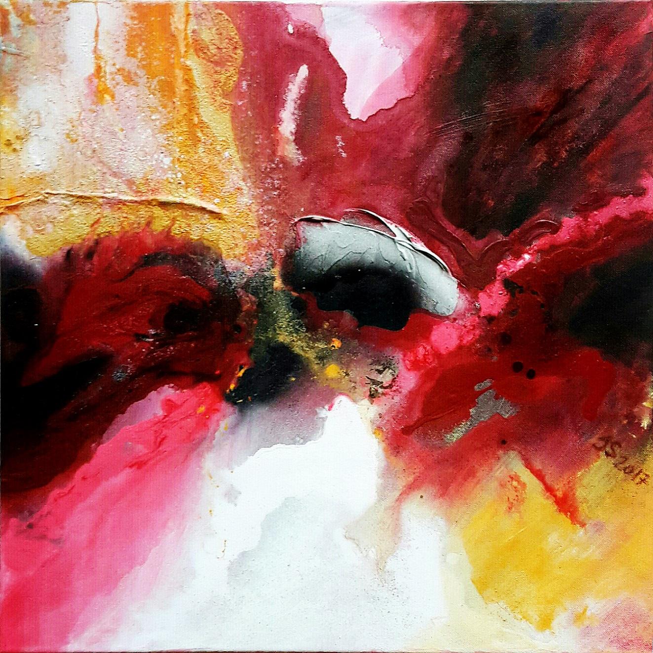 L'Angolo di Marta Lock (IE): Intuizioni emotive che si trasformano in gesto pittorico nell'Espressio