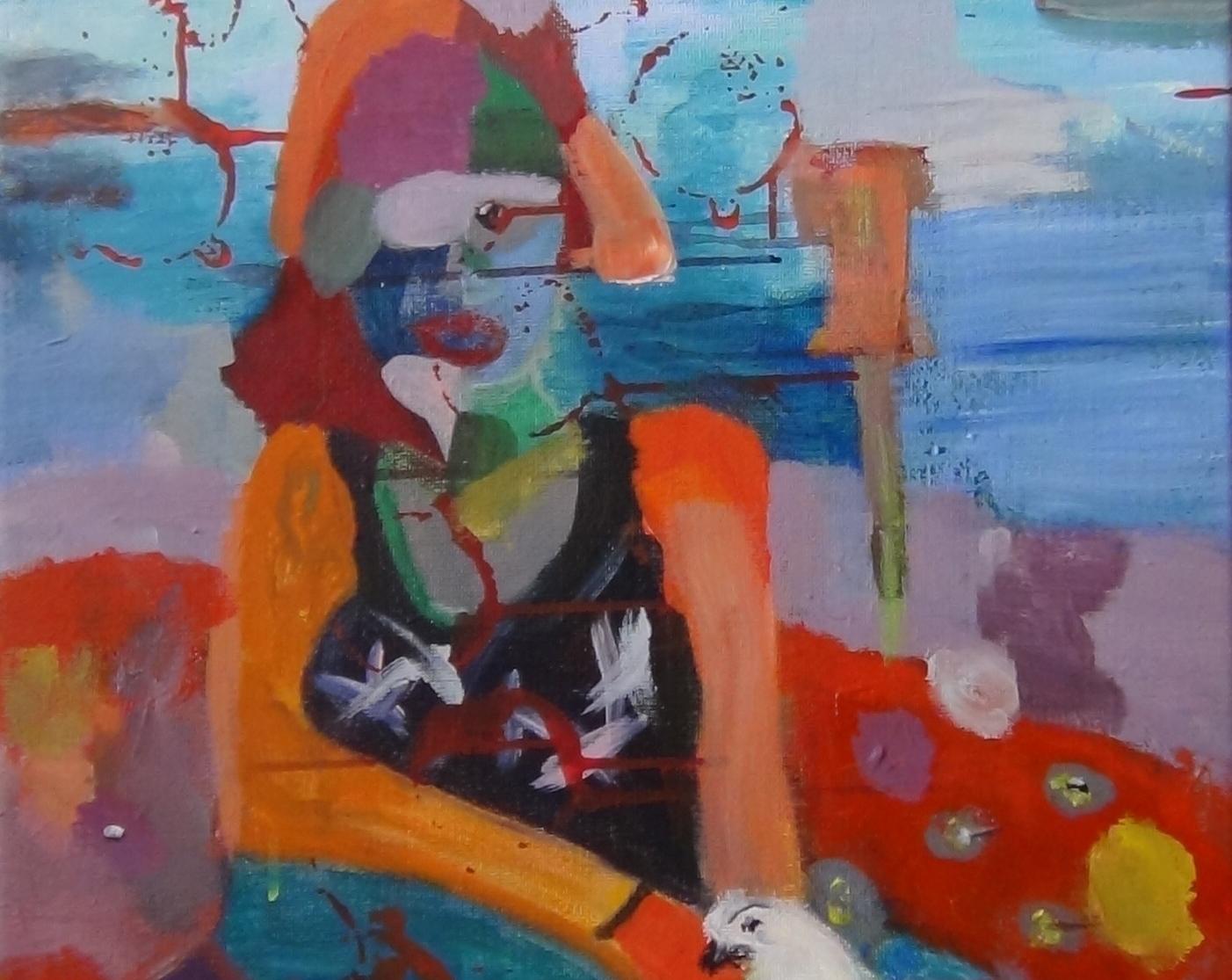 L'Angolo di Marta Lock (IE): Le mille sfaccettature della vita nell'Espressionismo di Susanne Zeiner