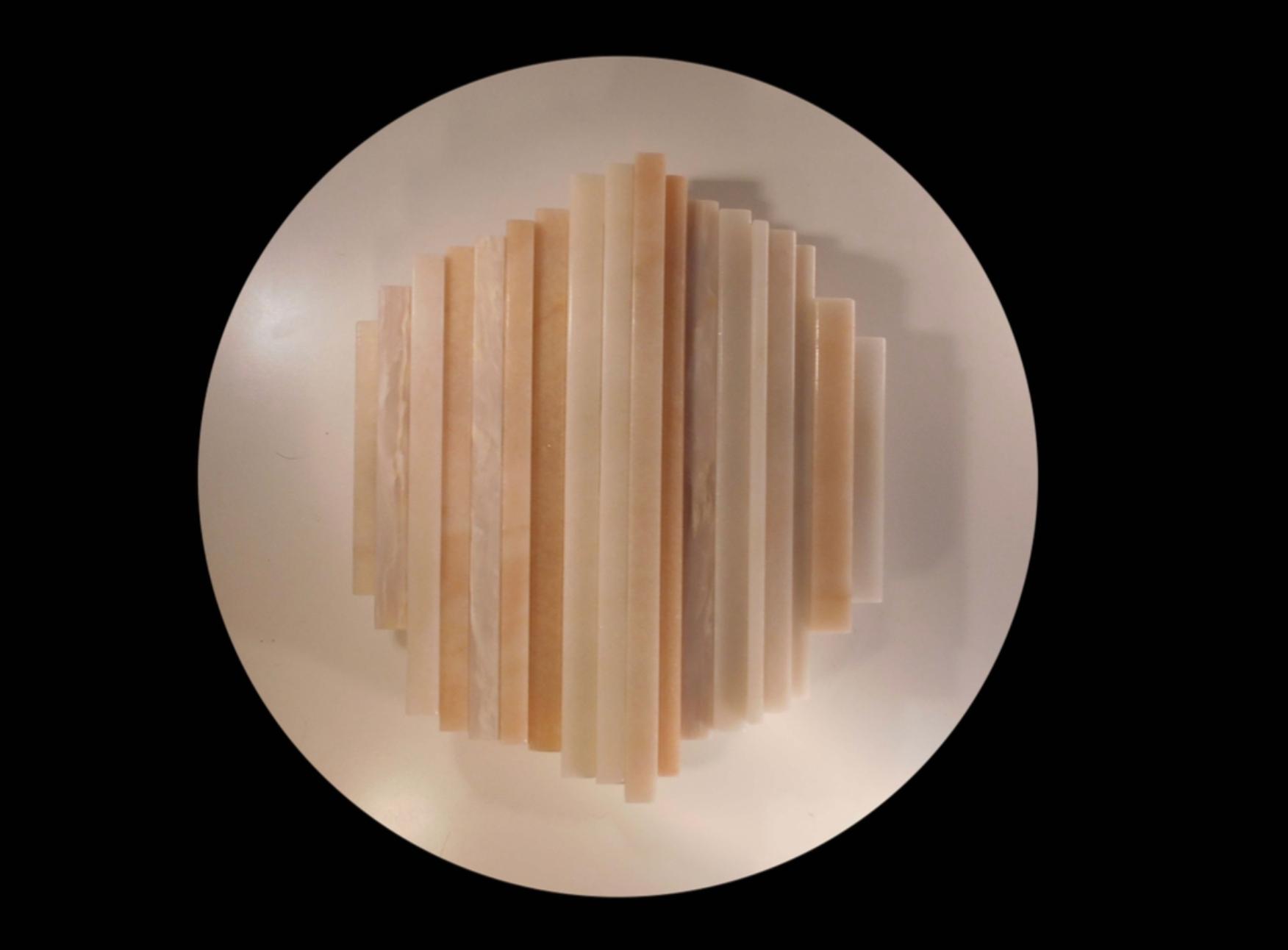 L'Angolo di Marta Lock: Il senso profondo e la forma del concetto nelle sculture in marmo di Luca Vi