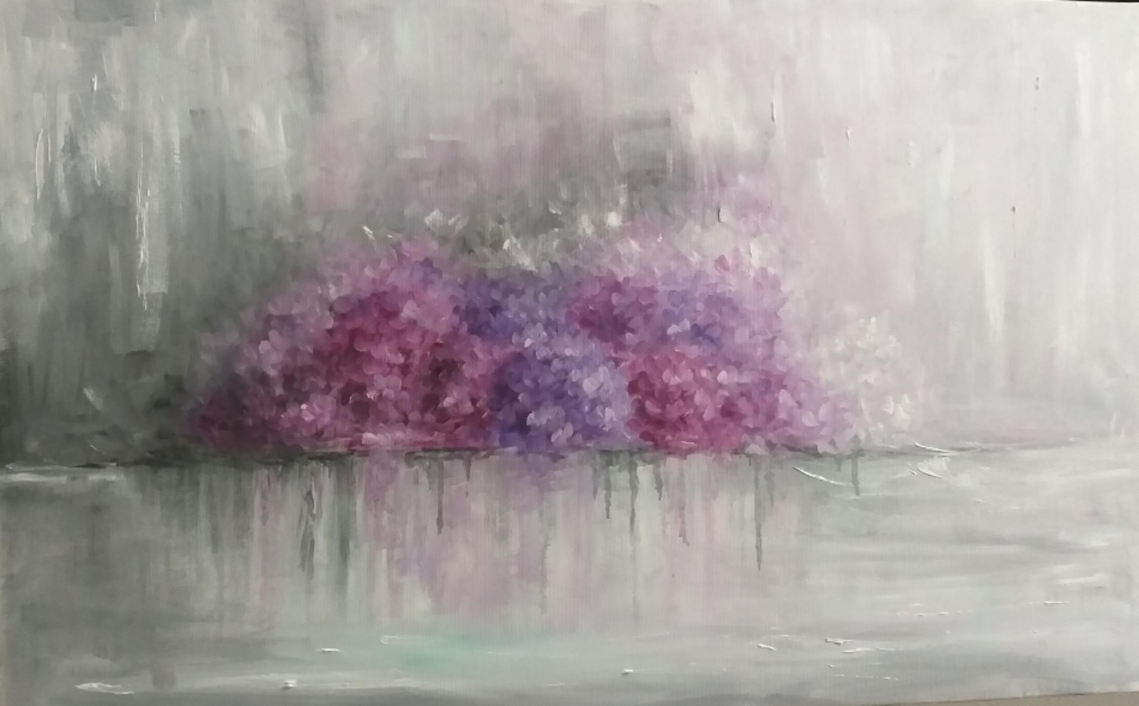 L'Angolo di Marta Lock: Il mondo morbido e sfumato delle opere di Michela Grassi, tra Impressionismo