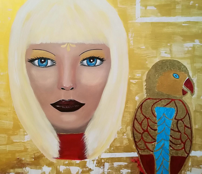 L'Angolo di Marta Lock (IE): La celebrazione dell'inconsapevole forza delle donne nei ritratti di Ve