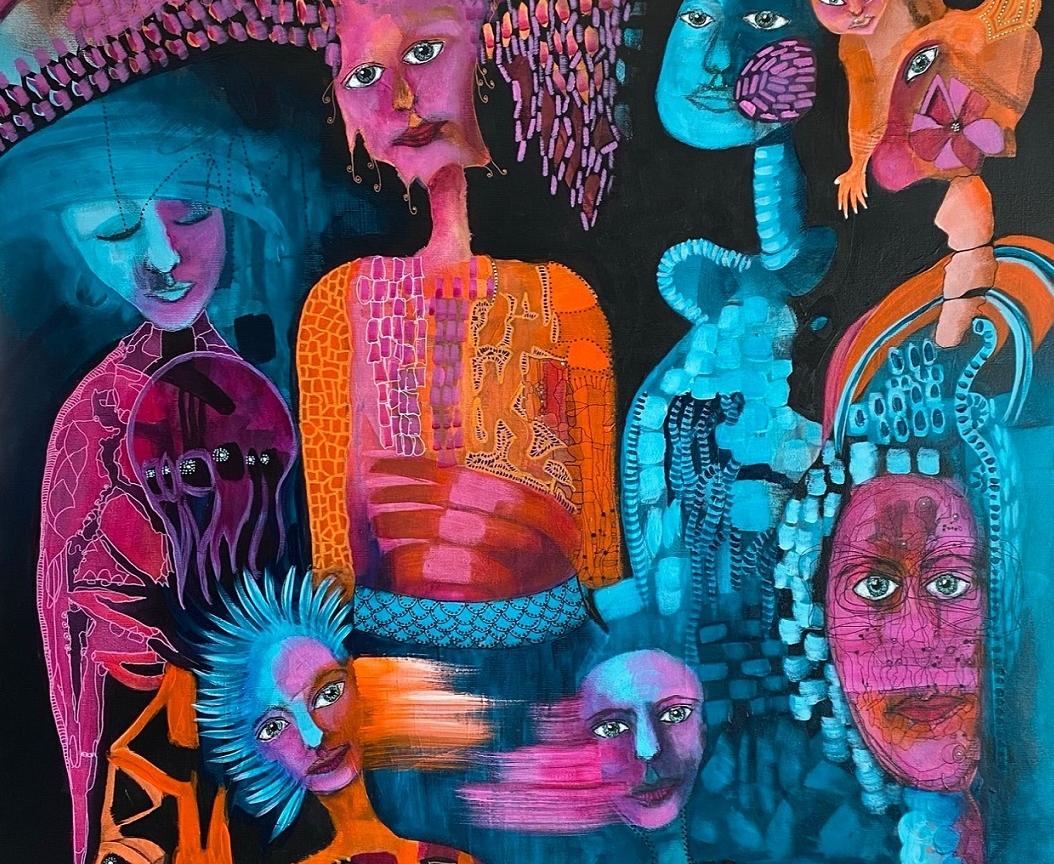 L'Angolo di Marta Lock (IE): Viaggio attraverso l'interiorità umana tra Espressionismo e Surrealismo
