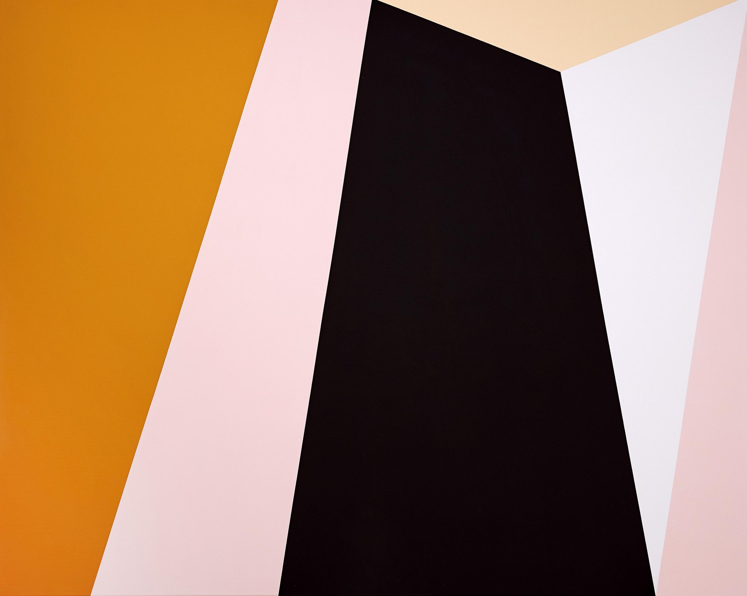 L'Angolo di Marta Lock: Il rigore geometrico che tende verso l'infinito nelle opere di Ulla Vibeke F