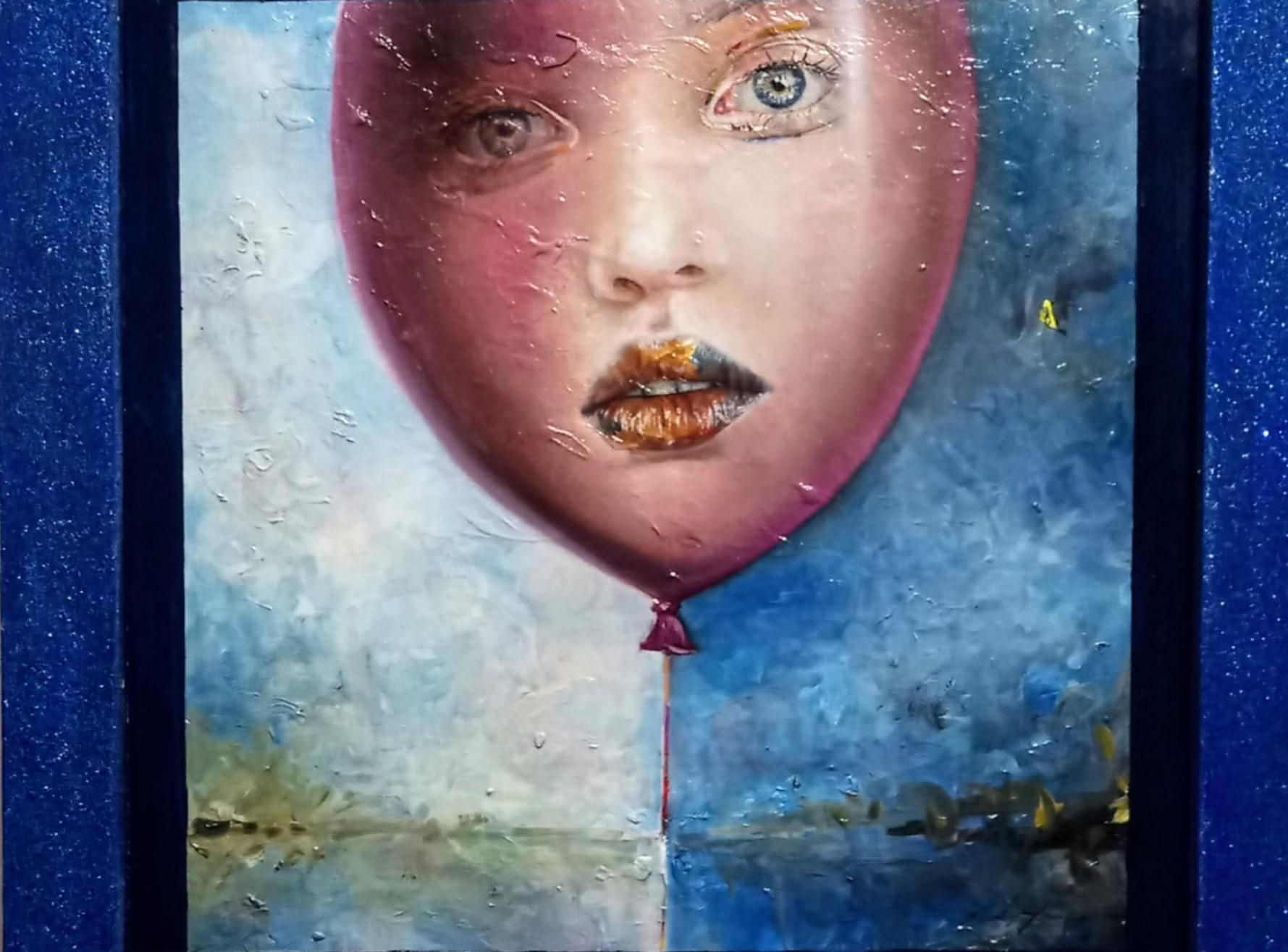 L'Angolo di Marta Lock: Le opere iperrealiste di Federica Fedele, tra la metafisica e il senso surre