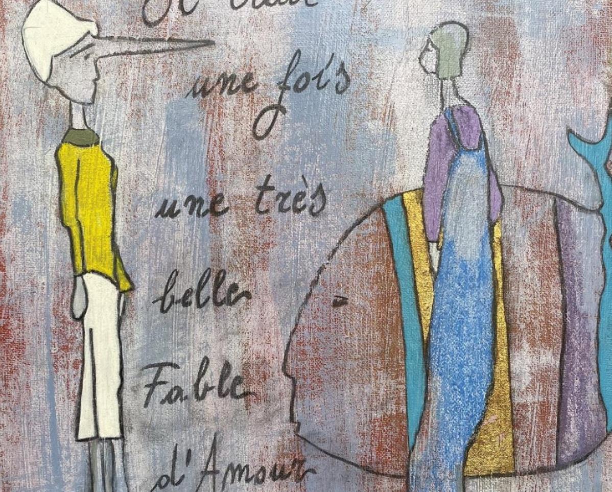 L'Angolo di Marta Lock: La semplicità e la gioia di un mondo fiabesco nelle opere di Raspu Paola