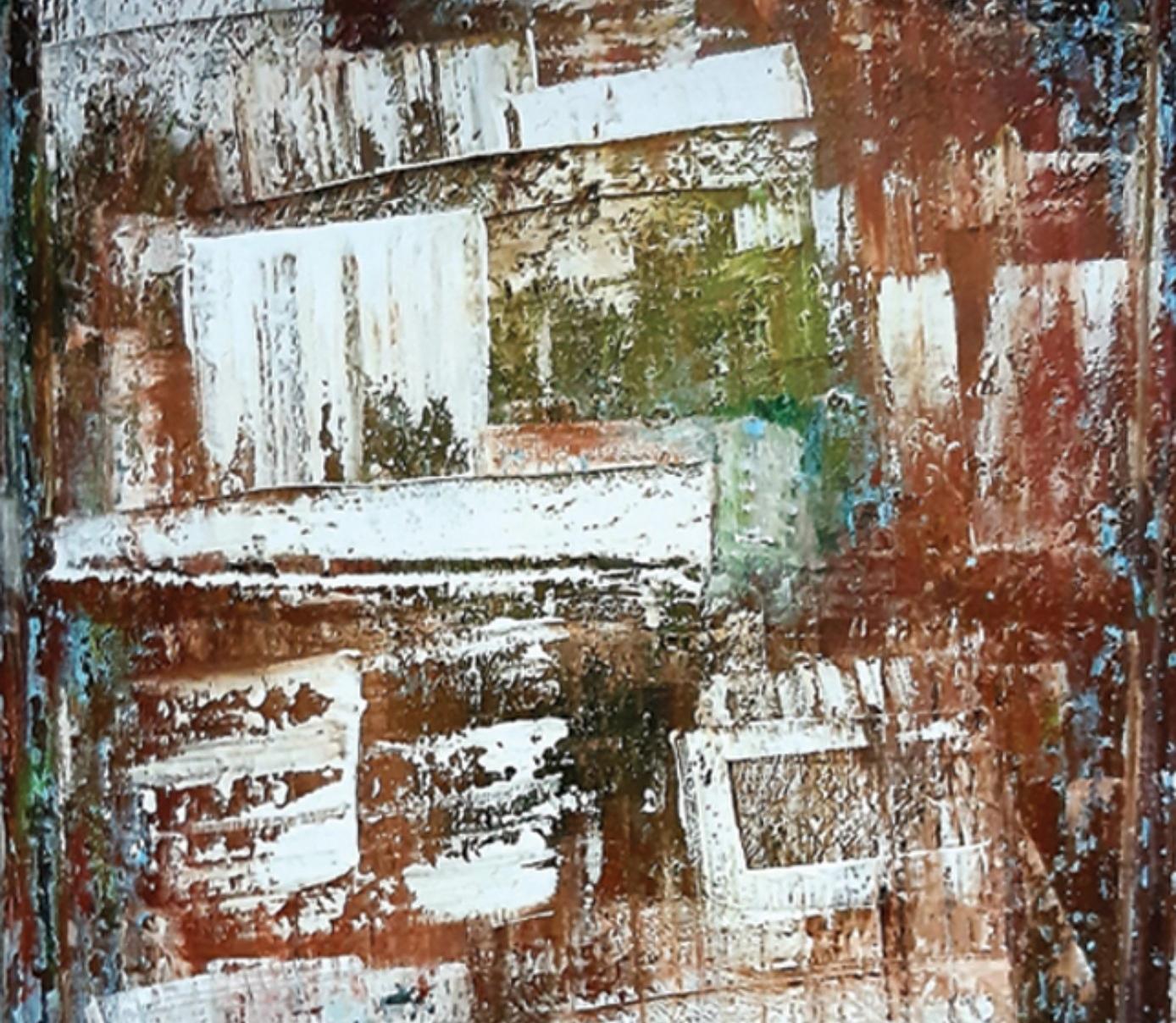 L'Angolo di Marta Lock: Ioannis Kaiserlis, l'estetica della forma astratta per svelare il mondo emoz