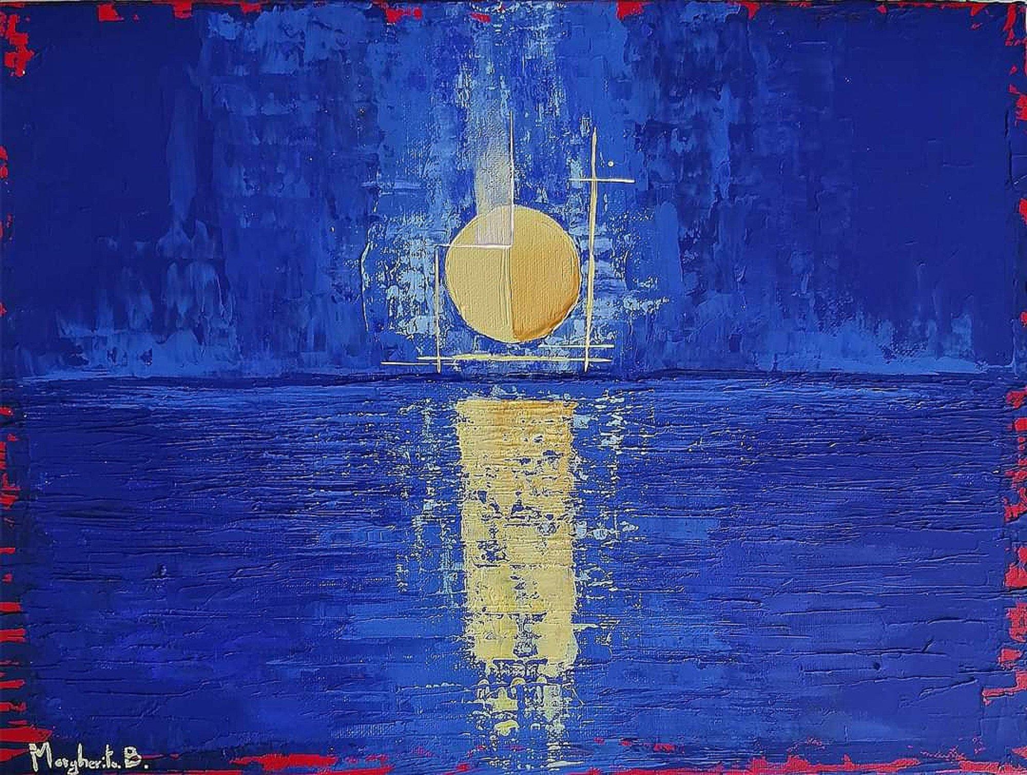 L'Angolo di Marta Lock: I paesaggi scolpiti nell'anima del Minimalismo Neoimpressionista di Margheri
