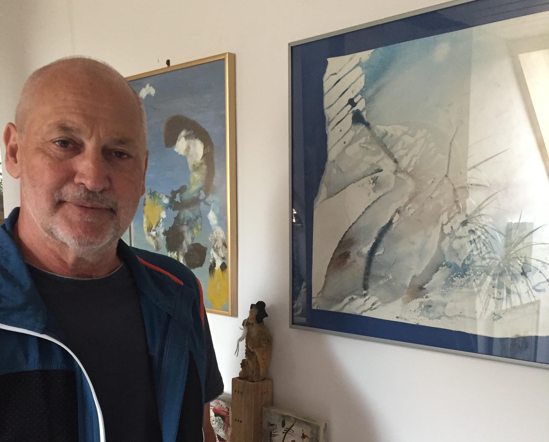Le interviste di Marta Lock: Ulrich Wallner, una vita dedicata all'arte