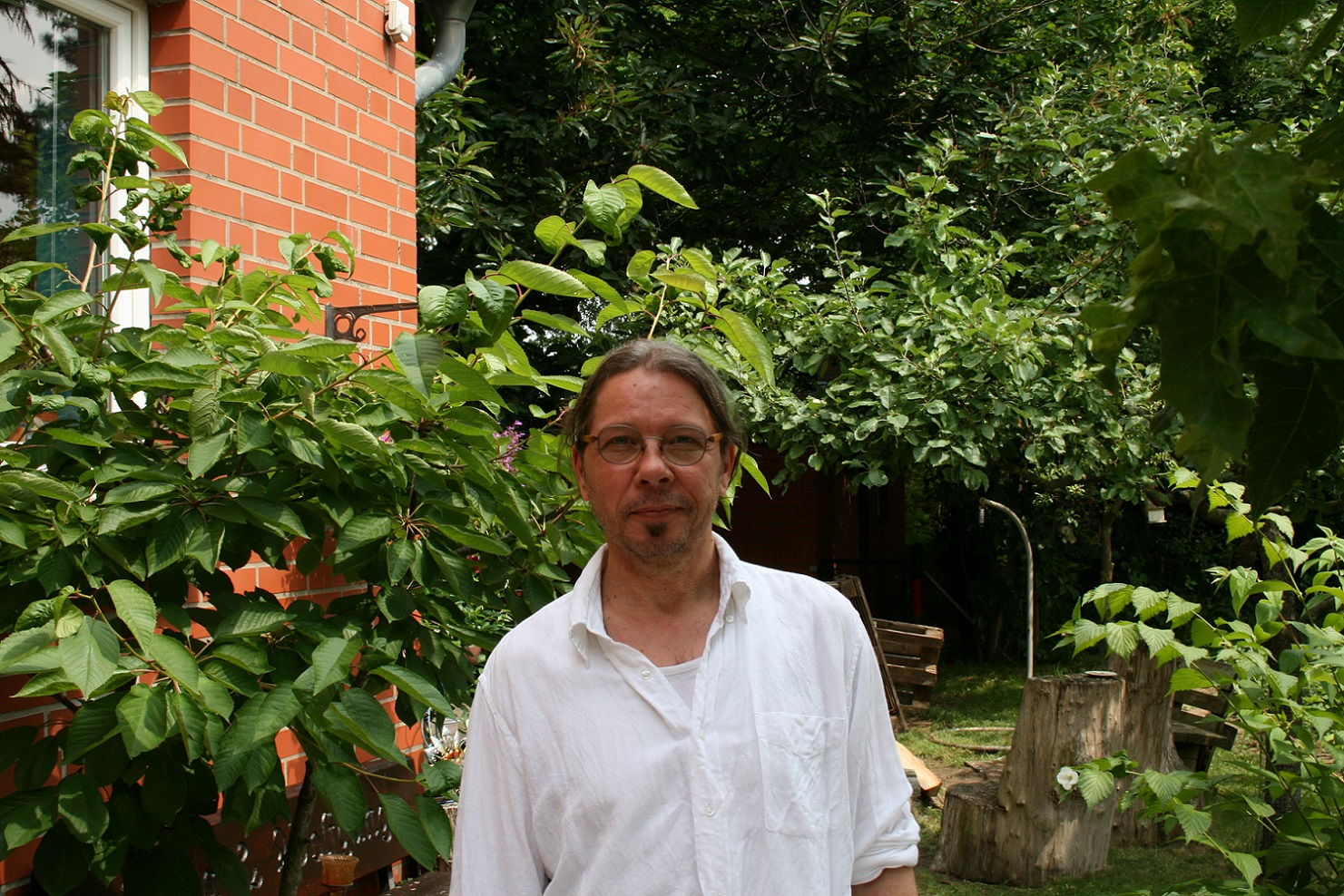 Le interviste di Marta Lock: Wolfgang Müller, il fascino delle realtà improbabili